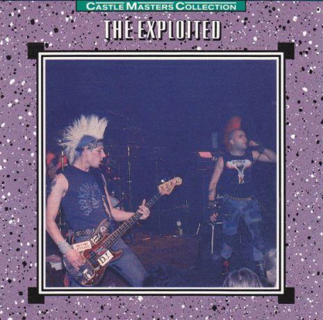 The Exploited - Castle Masters Collection