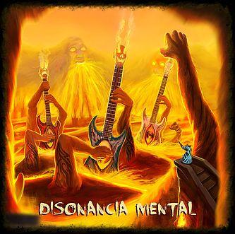 Disonancia Mental - Disonancia mental