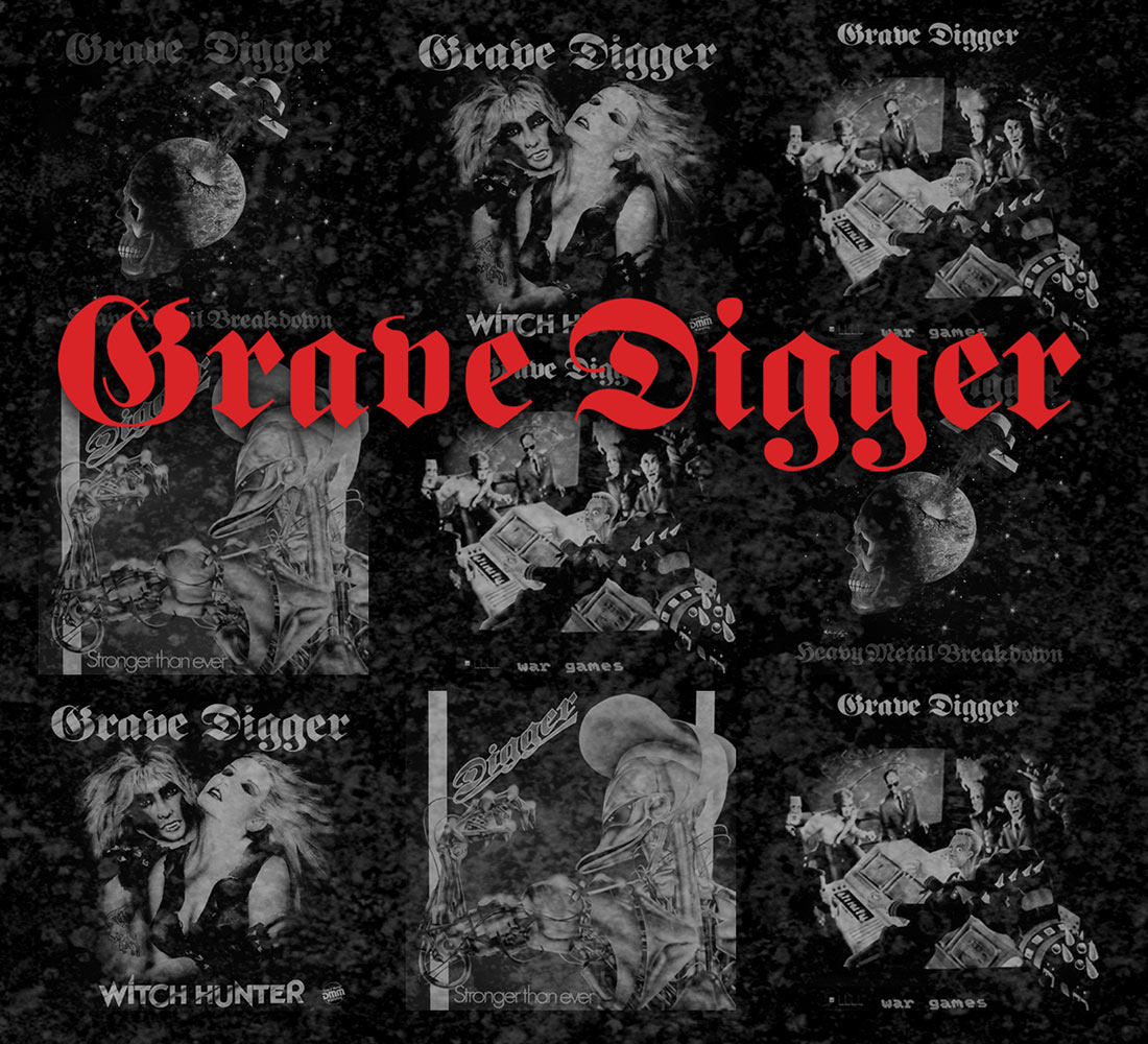 Grave Digger - Let Your Heads Roll - The Very Best of the Noise Years 1984-1986