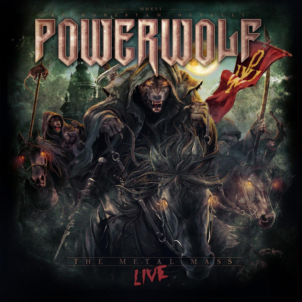 Powerwolf - The Metal Mass - Live
