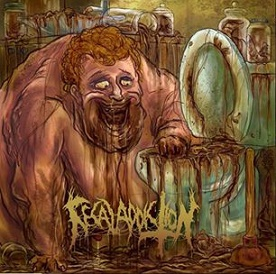 Fecal Addiction - Engorged with Human Waste