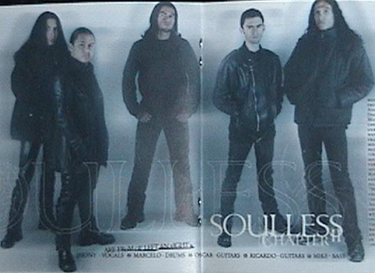 Soulless - Photo