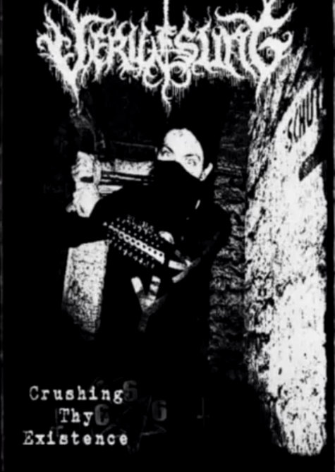 Verwesung - Crushing Thy Existence