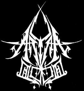 Aryan Blood - Logo