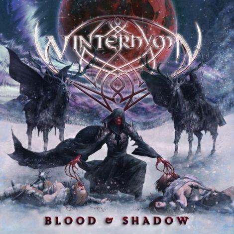 Winterhymn - Blood & Shadow