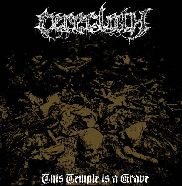 Cerecloth - This Temple Is a Grave
