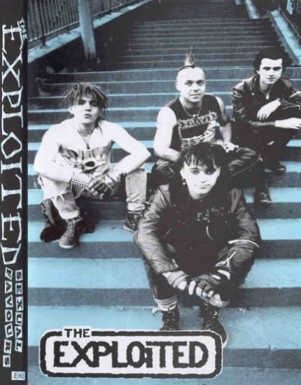 The Exploited - Sexual Favours