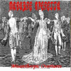 Macabre Operetta - Misanthropic Overtures