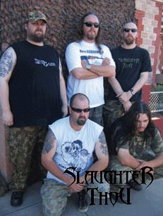 Slaughter Thou - Photo