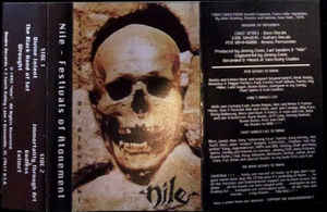 Nile - Festivals of Atonement