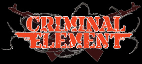 Criminal Element - Logo