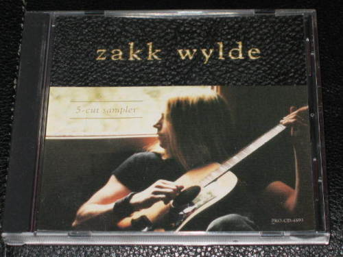 Zakk Wylde - 5-Cut Sampler
