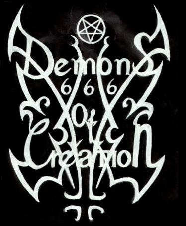 Demons of Creation - Logo