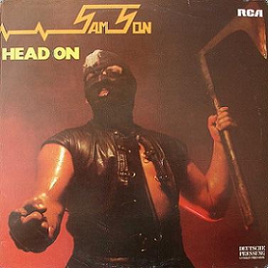 Samson - Head On