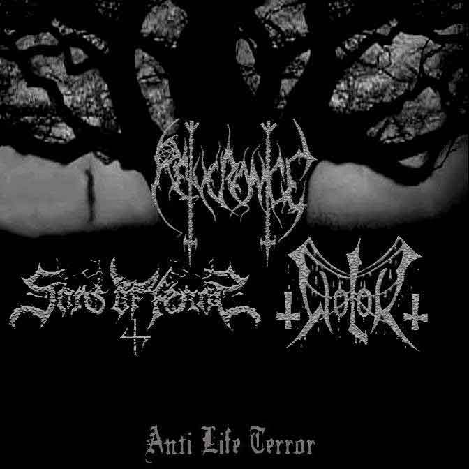 Reverence / Wolok / Sons of Fenris - Anti Life Terror