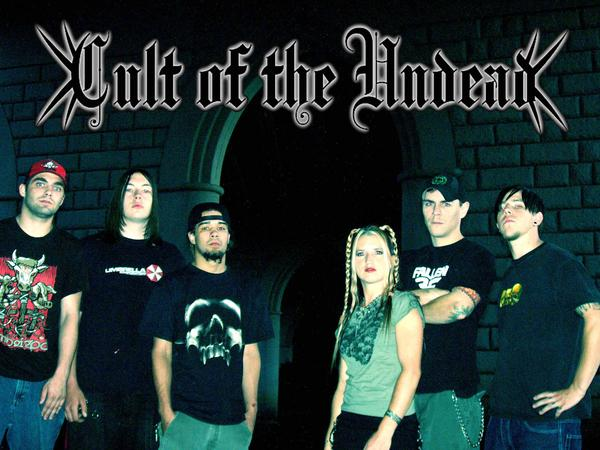 Cult of the Undead - Photo