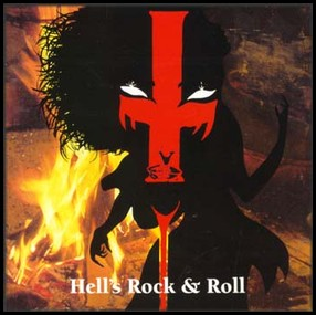 Hell's Rock and Roll cover (Click to see larger picture)
