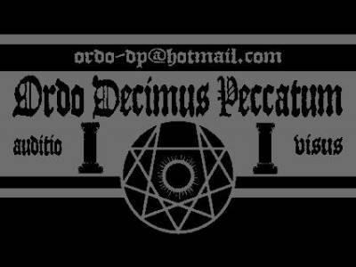 Ordo Decimus Peccatum