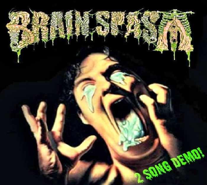 Brain Spasm - 2 Song Demo