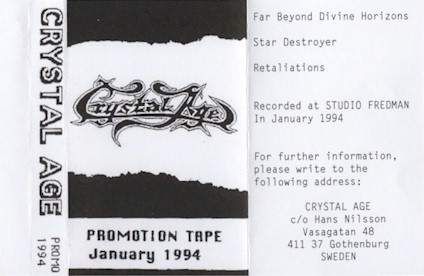 Crystal Age - Promo '94