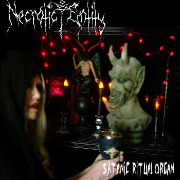 Necrotic Entity - Satanic Ritual Organ