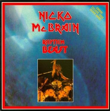 Nicko McBrain - Rhythm of the Beast
