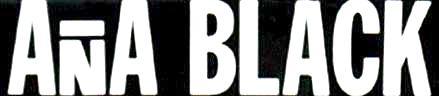Ana Black - Logo