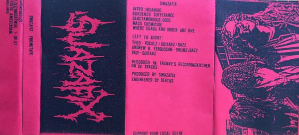 Swazafix - Promo '91