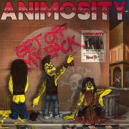 Animosity - Get Off My Back