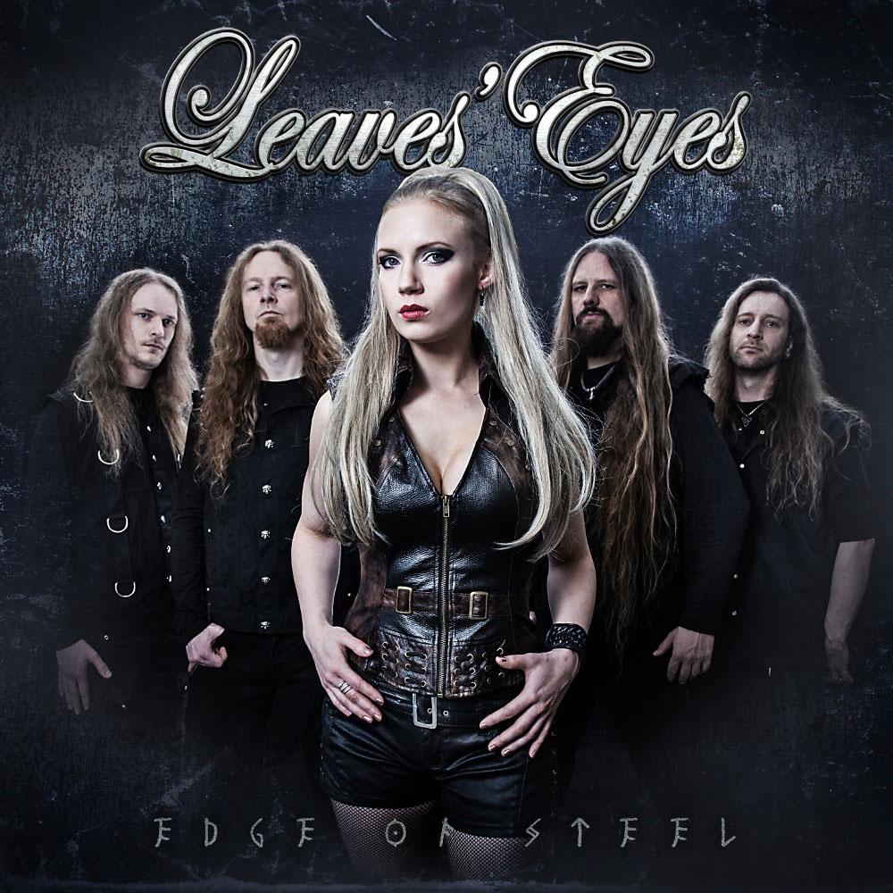 Leaves' Eyes - Edge of Steel (2016 version)