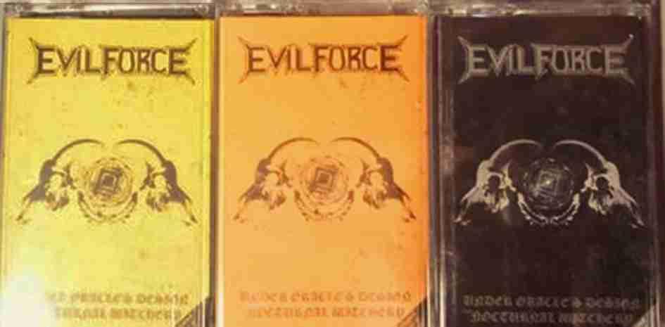 Evil Force - Under Oracle's Design