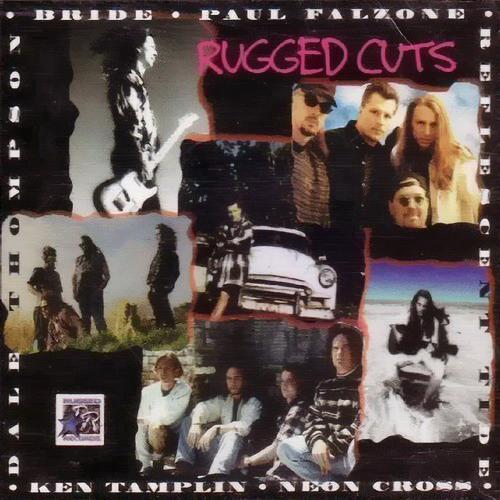 Neon Cross / Bride - Rugged Cuts