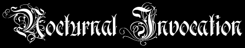 Nocturnal Invocation - Logo