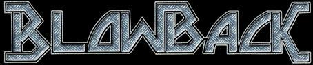 Blowback - Logo