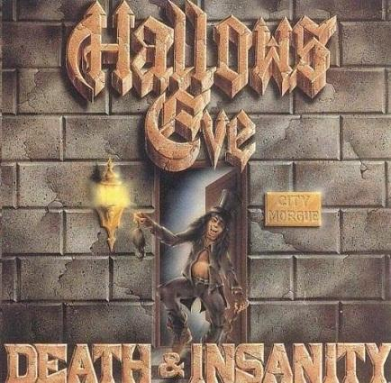 Death & Insanity cover (Click to see larger picture)