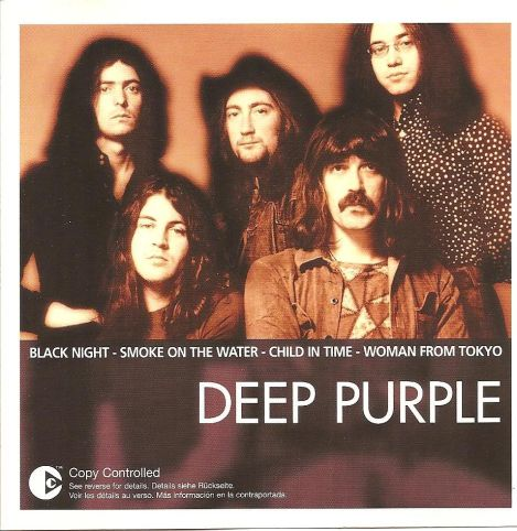 Deep Purple - The Essential