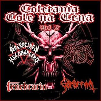 Tenebrario / Beyond the Grave / Guerreiros Headbangers / Gomorraa - Coletânea Cole na Cena Vol. II