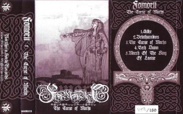Fomorii - The Curse of Macha