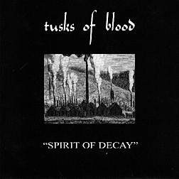 Spirt Of Decay cover (Click to see larger picture)