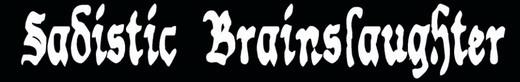 Sadistic Brainslaughter - Logo