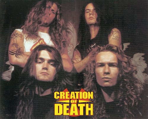 Creation of Death - Photo