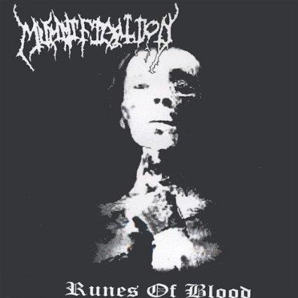 Mummification - Runes of Blood