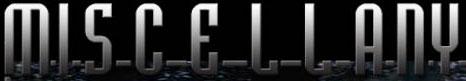 Miscellany - Logo