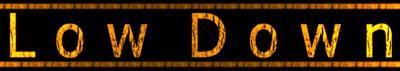 Low Down - Logo