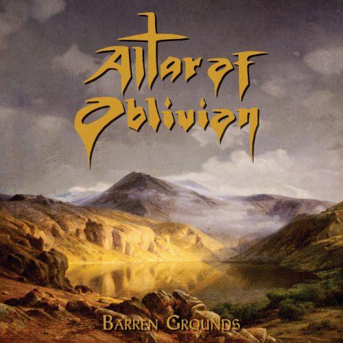 Altar of Oblivion - Barren Grounds