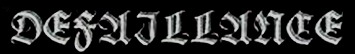 Défaillance - Logo