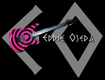 Eddie Ojeda - Logo