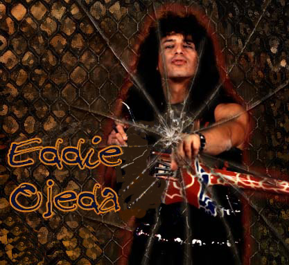 Eddie Ojeda - Photo