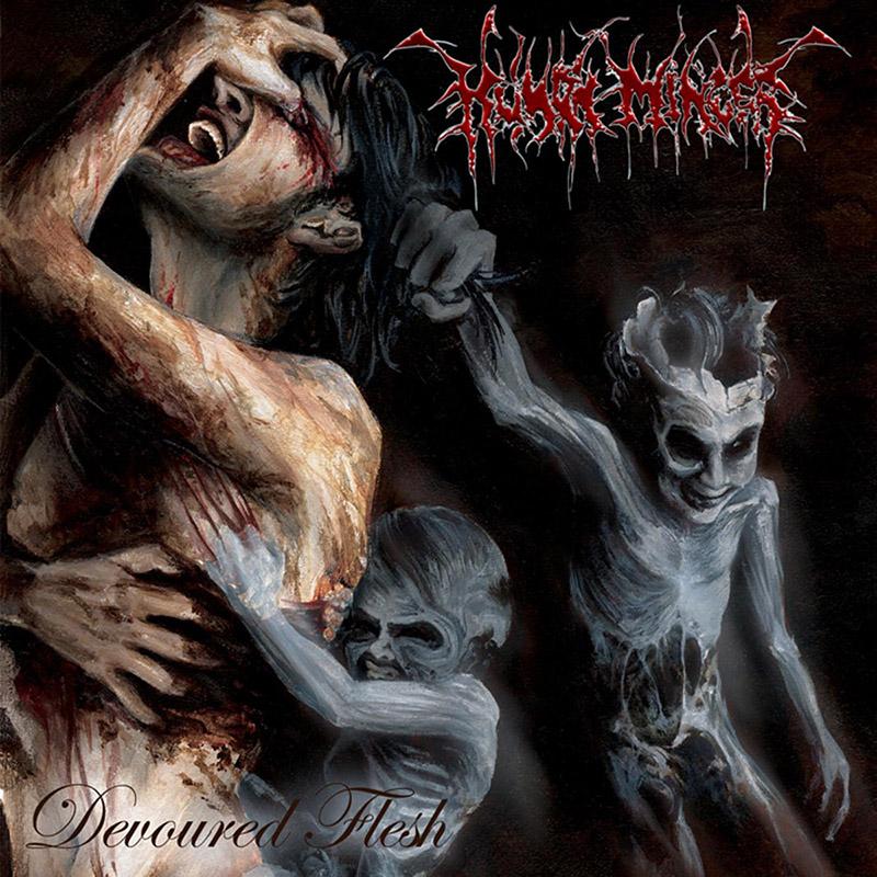 Human Mincer - Devoured Flesh