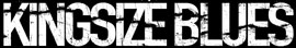 Kingsize Blues - Logo